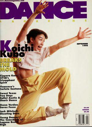 Dance Magazine, Vol. 72, no. 9, September, 1998