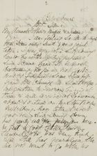 Letter from Janet Love Jack to Robert and Maggie Jack and Jessie Love, June 15, 1885