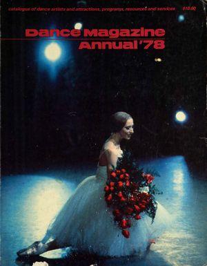 Dance Magazine Annual, 1978