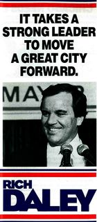 Richard Daley Campaign Material