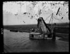 ? dredger in Suez canal ?