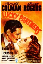 Lucky Partners (1940): Shooting script