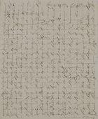 Letter from Anna Maria King to Jane Davidson Leslie, September, 1836