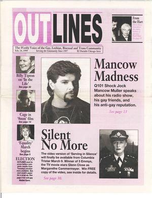 Gay lesbian magazine news show