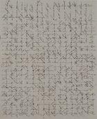 Letter from Elizabeth MacArthur to Mary Anne Leslie Davidson, December 3, 1840