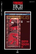 Cerebus: High Society, no. 3