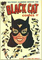 Black Cat Comics, Vol. 1 no. 2