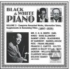 Black And White Piano Vol. 3 (1897-1929)