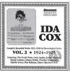 Ida Cox Vol. 2  1924-1925