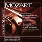 Compagnia d'Opera Italiana : A Major Concerto # 5 KV 219 for Violin & Orchestra
