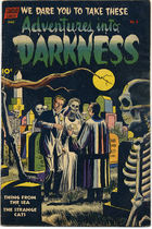 Adventures Into Darkness no. 6