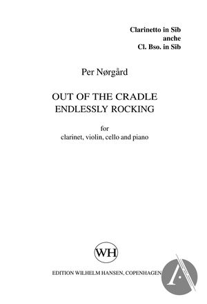 out of cradle endlessly rocking