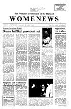 Womenews San Francisco, vol. 2 no. 1, March 1977