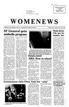 Womenews San Francisco, vol. 3 no. 1, March 1978