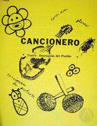 Manuscript of the Teatro Desengano del Pueblo's Cancionero.