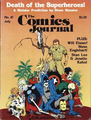 The Comics Journal, no. 47