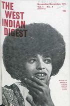 West Indian Digest, November/December 1971 Vol. 1, No. 8, The West Indian Digest, November/December 1971 Vol. 1, No. 8