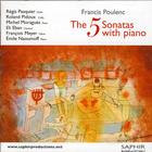 The 5 Sonatas with Piano
