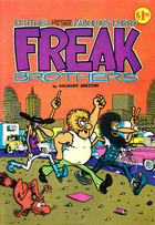 The Fabulous Furry Freak Brothers, no. 2
