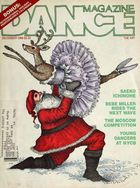 Dance Magazine, Vol. 63, no. 12, December, 1989