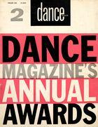 Dance Magazine, Vol. 32, no. 2, February, 1958
