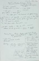 Aspects of Sinasina Exchange History - Robin Hide, Sept. 21, 1978