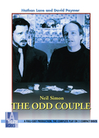 The Odd Couple: A Comedy In Three Acts