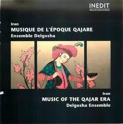 Iran: Music of the Qajar Era  Album Art