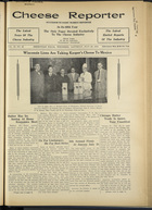 Cheese Reporter, Vol. 59, no. 46, Saturday, July 20, 1935