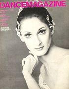 Dance Magazine, Vol. 47, no. 1, January, 1973