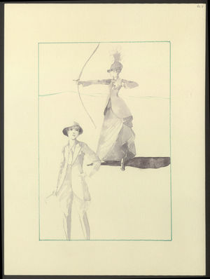 2 Girls - Archery