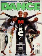 Dance Magazine, Vol. 67, no. 3, March, 1993