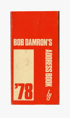 Bob Damron's Address Book '78
