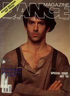 Dance Magazine, Vol. 62, no. 9, September, 1988