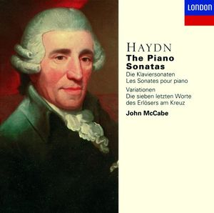 Haydn: The Piano Sonatas/Variations/The Seven Last Words (CD 3)
