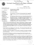 Tentative Report, 1964