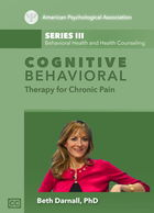 Series III - Behavioral Health and Health Counseling, Cognitive Behavioral Therapy for Chronic Pain