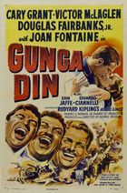 Gunga Din (1939): Shooting script