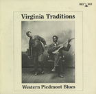 Virginia Traditions: Western Piedmont Blues
