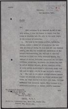 Letter from W. A. Smart to Secretary of State for Foreign Affairs re: Activity of Rebel Bands, December 2, 1925