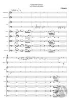 Concerto Grosso for 3 Soloists and Strings