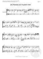 4. Fantasia por el quarto tono