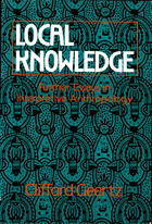 Local Knowledge: Further Essays in Interpretive Anthropology