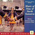 Music of Indonesia, Vol. 4: Music of Nias and North Sumatra: Hoho, Gendang Karo, Gondang Toba