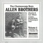 The Chattanooga Boys: Allen Brothers Vol. 2 (1930-1932)