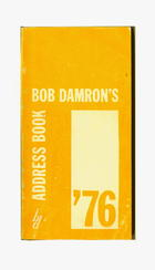 Bob Damron's Address Book '76