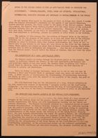 Appeal to the Chilean people to form an anti-fascist front to overthrow the dictatorship : Workers, Peasants, Youth, Women and Students, Intellectuals, Progressives, Patriotic Soldiers and Democrats in general! Peoples of the World!. (b2498110)