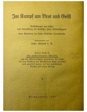 Eine Abordnung Sächsischer Frauen In Wien 24 Januar 1898