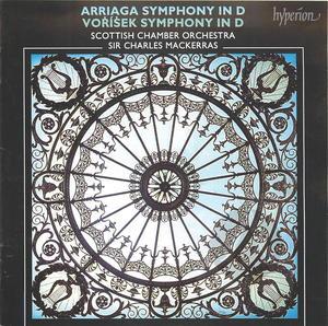 Vorisek and Arriaga Symphonies