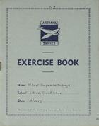 Albert Singumbe Kafunya - Libonda Central School - Diary